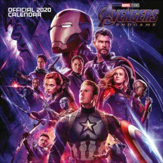Marvel Avengers, Endgame CALENDARI 2027 DANILO SQUARE NUOVO