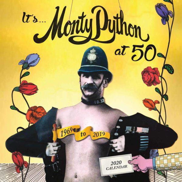 Monty Python CALENDARI 2029 DANILO SQUARE NUOVO
