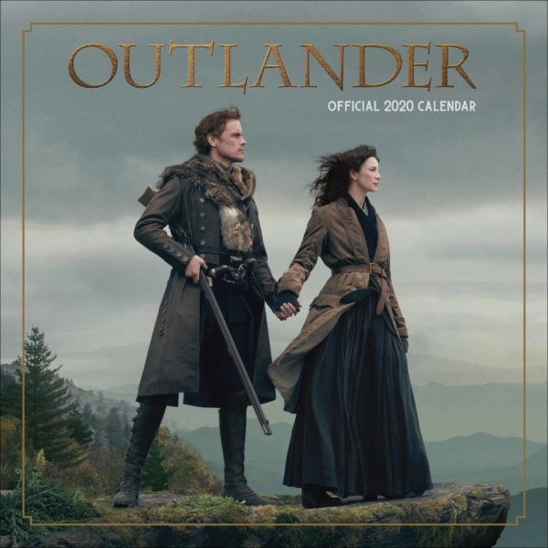 Outlander CALENDARI 2034 DANILO SQUARE NUOVO