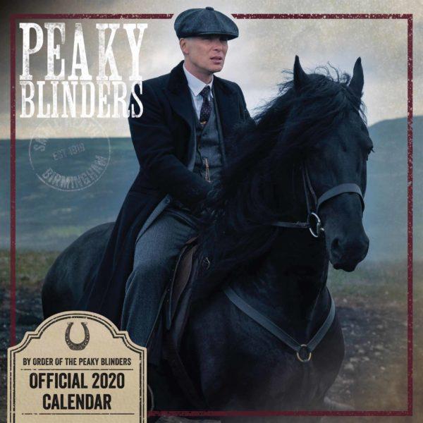 Peaky Blinders CALENDARI 2036 DANILO SQUARE NUOVO