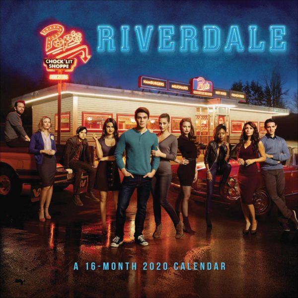 Riverdale CALENDARI 2038 DANILO SQUARE NUOVO