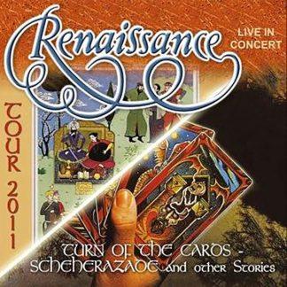 RENAISSANCE Tour 2011 - Live in Concert BOX 2CD+DVD