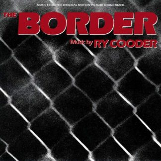 RY COODER The Border (OST) CD