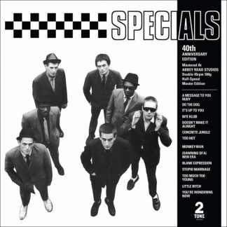 SPECIALS The Specials (40th Anniversary Edition) DLP