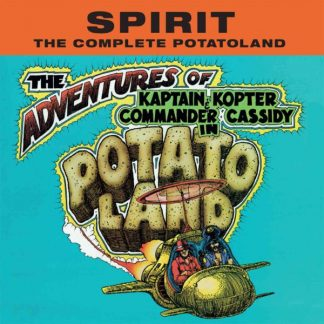 SPIRIT The Complete Potatoland BOX 4 CD