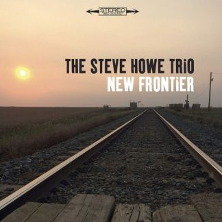 STEVE HOWE TRIO New Frontier CD