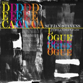 SUFJAN STEVENS e TIMO ANDRES The Decalogue  LP e BOOK Limited Edition