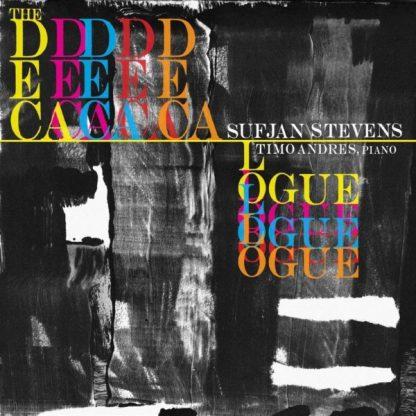 SUFJAN STEVENS e TIMO ANDRES The Decalogue  LP e BOOK Limited Edition
