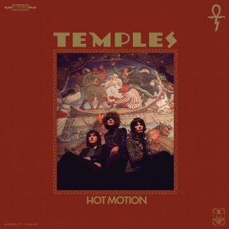 TEMPLES Hot Motion DLP Limited Edition