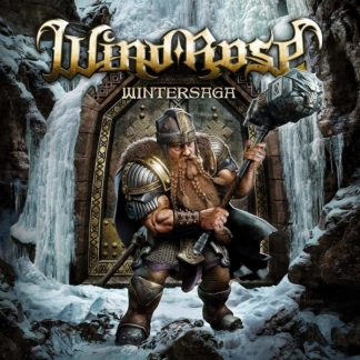 WIND ROSE Wintersaga CD