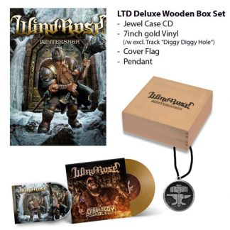 WIND ROSE Wintersaga BOX SET Limited Edition