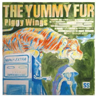 YUMMY FUR Piggy Wings CD
