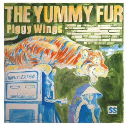 YUMMY FUR Piggy Wings LP