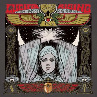 BOBBY BEAUSOLEIL Lucifer Rising (OST) LP Limited Edition