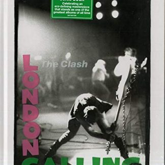 CLASH London Calling CD Deluxe Scrapbook Edition