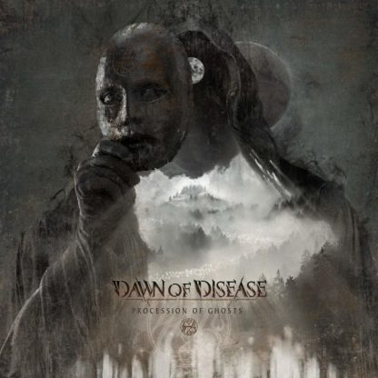 DAWN OF DISEASE Procession Of Ghosts CD