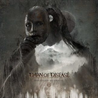 DAWN OF DISEASE Procession Of Ghosts LP Limited Edition