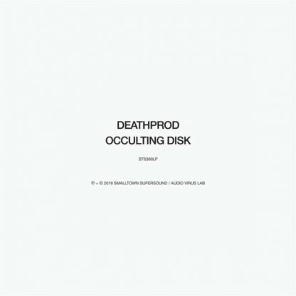 DEATHPROD Occulting Disk CD
