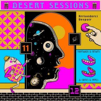 DESERT SESSIONS Vols. 11 & 13 LP Limited Edition