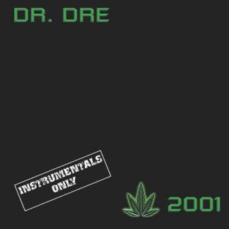 DR.DRE '2001' (instrumental version) DLP