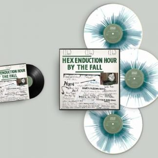 """FALL Hex Enduction Hour BOX 3 LP+7"""" single Limited Edition"""