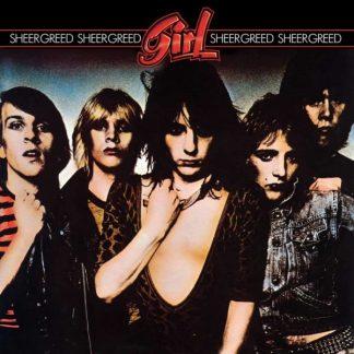 GIRL Sheer Greed+Live in Osaka '82 2CD