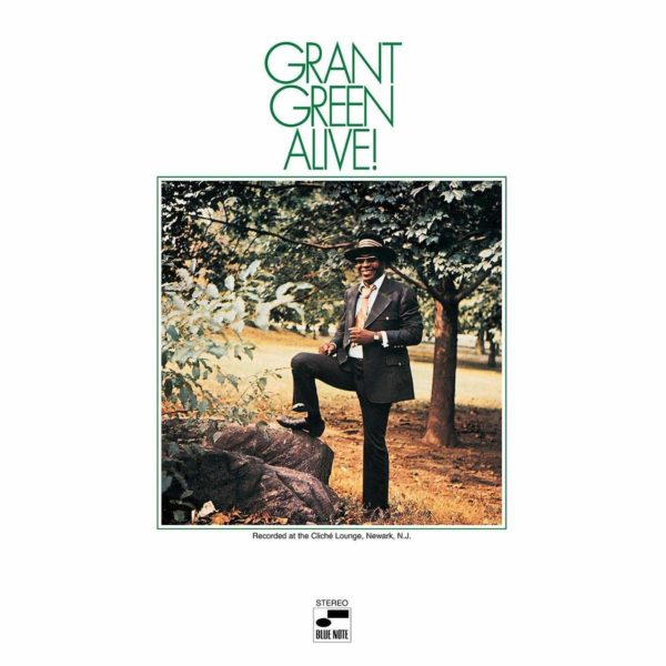 GRANT GREEN Alive! LP LP