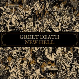 GREET DEATH New Hell LP Limited Edition
