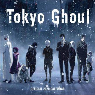 Tokyo Ghoul Root CALENDARI 2020 DANILO SQUARE NUOVO