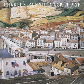 Charles Rennie Mackintosh CALENDARI 2020 Colin Baxter Photography SQUARE NUOVO