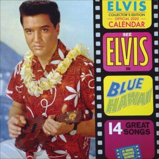 Elvis Presley Record da collezione CALENDARI 2020 Danilo SQUARE NUOVO