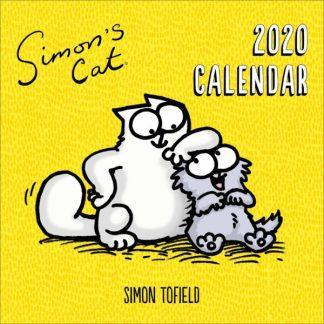 Cat di Simon CALENDARI 2020 Danilo SQUARE NUOVO