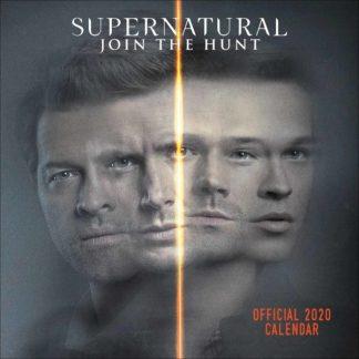 Supernatural CALENDARI 2020 DANILO SQUARE NUOVO