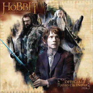 Hobbit CALENDARI 2020 DANILO SQUARE NUOVO