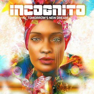 INCOGNITO Tomorrow's New Dream CD