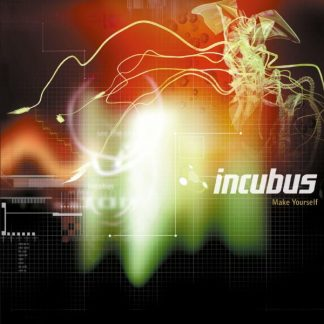 INCUBUS Make Yourself DLP Limited Edition