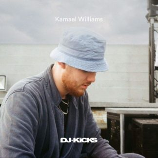 KAMAAL WILLIAMS DJ Kicks (VV.AA.) DLP