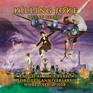KILLING JOKE Live In Berlin 2CD