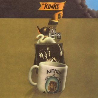 KINKS Arthur Or The Decline And Fall Of The British Empire DLP