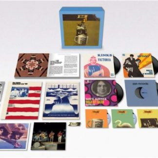 KINKS Arthur Or The Decline And Fall Of The British Empire BOX SET
