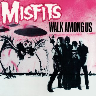 MISFITS Walk Among Us LP Limited Edition