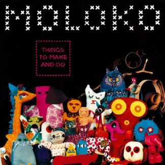 MOLOKO Things To Make And Do DLP Limited Edition