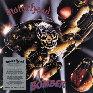 MOTORHEAD Bomber BOX 2CD+BOOK 40th Anniversary