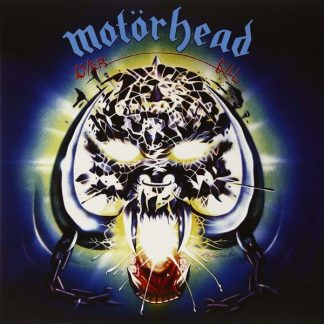 MOTORHEAD Overkill BOX 2CD+BOOK 40th Anniversary