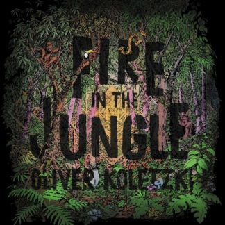 OLIVER KOLETZKI Fire In The Jungle LP