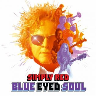 SIMPLY RED Blue Eyed Soul LP Limited Edition