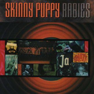 SKINNY PUPPY Rabies LP