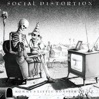 SOCIAL DISTORTION Mommy's Little Monster LP