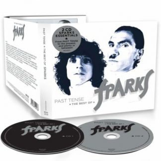 SPARKS Past Tense - The Best of Sparks 2CD