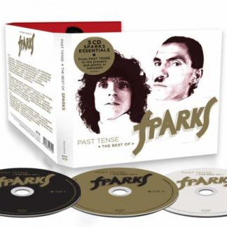 SPARKS Past Tense - The Best of Sparks BOX 3 CD Deluxe Edition